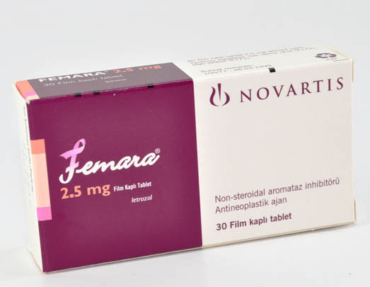 femara antiestrogen